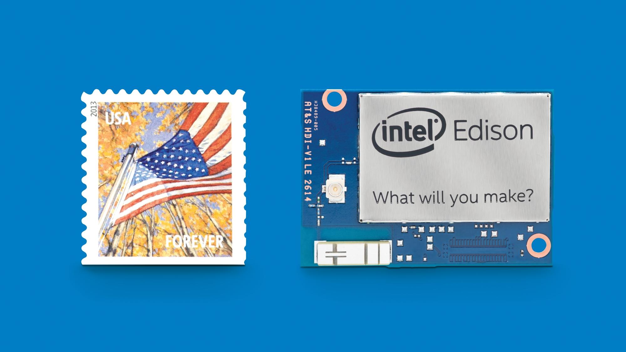 Intel Edison, una nueva plataforma para desarrollar 'wearables'