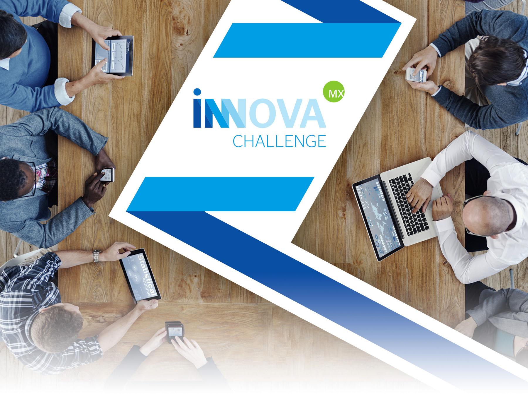 InnovaChallenge MX presentation in México DF