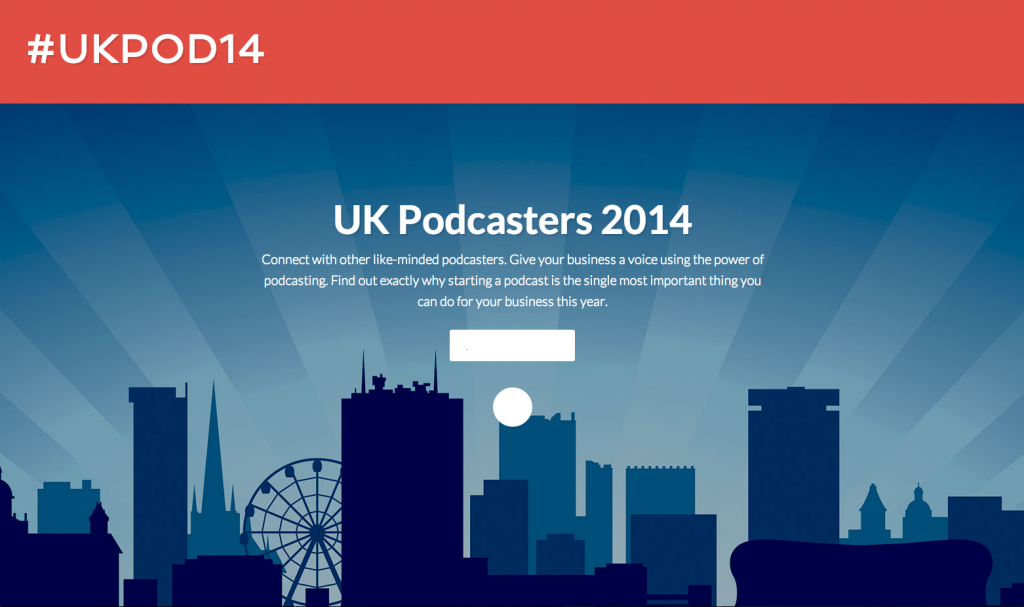 UK Podcasters 2014