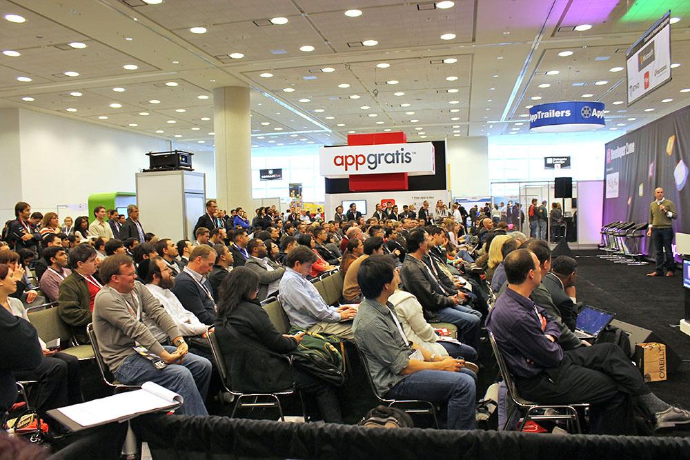 AppsWorld 2014
