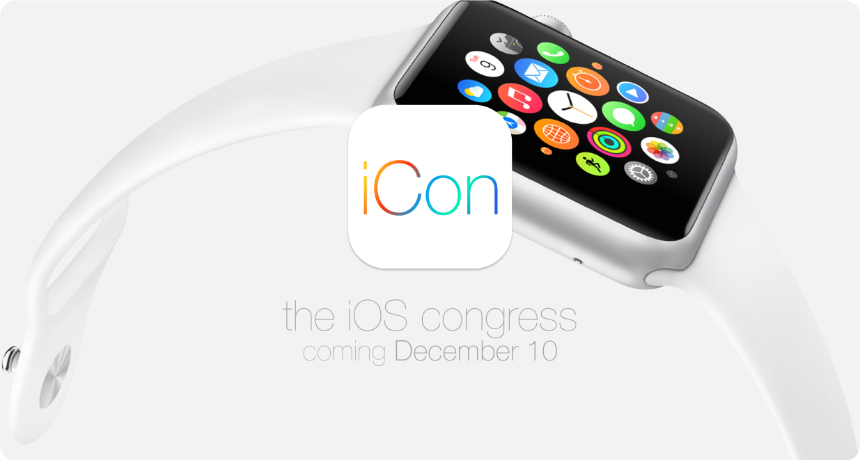 iCon, the iOS Congress