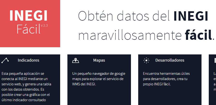 Webinar: Boris Cuapio and Hugo Osorio – INEGI Fácil