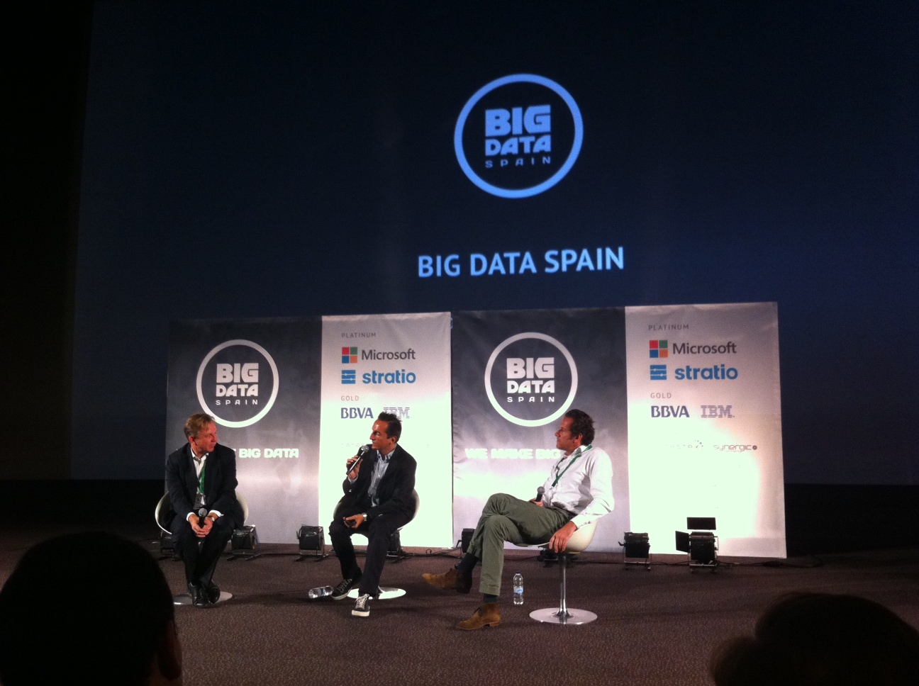 BigData Spain 2014