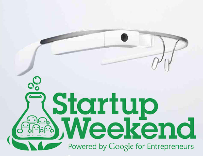 Startup Weekend Google Glass