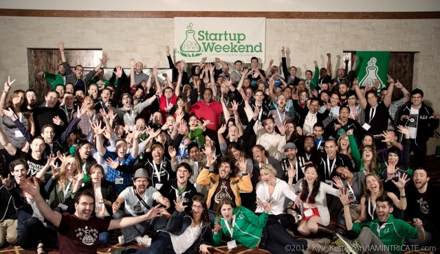 Startup Weekend Sillicon Valley
