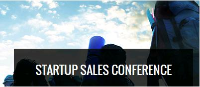 Startup Sales Conference
