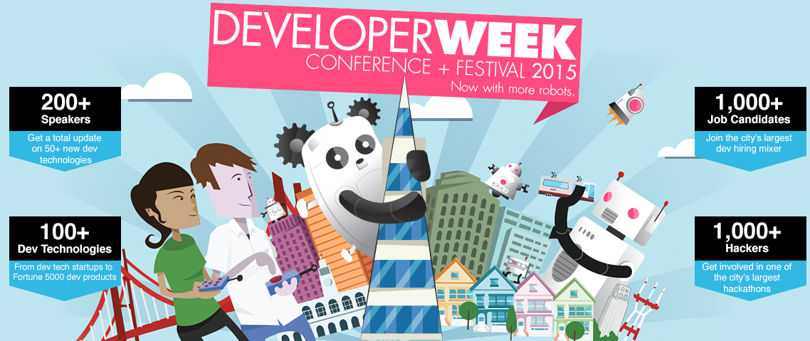 DeveloperWeek 2015