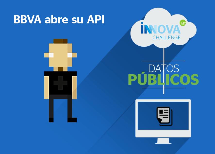 Ya puedes acceder al API Data de InnovaChallenge MX