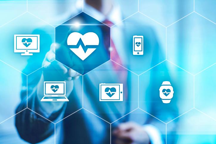 El 'Hombre Conectado' tendrá wearables implantados y emitirá datos en tiempo real