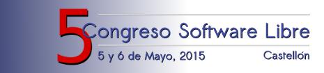 V Congreso de Software Libre de la Comunidad Valenciana