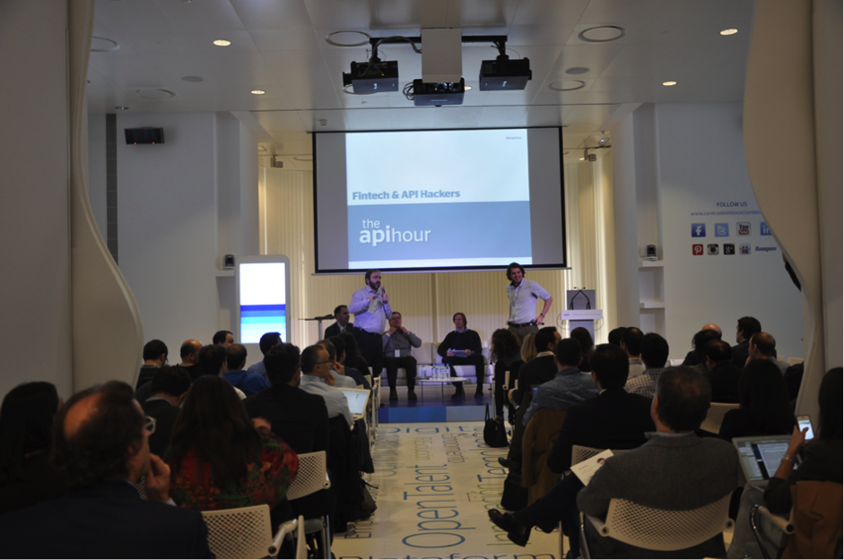 'Wearables' and Internet of Things, brought to BBVA Innovation Center by The API Hour