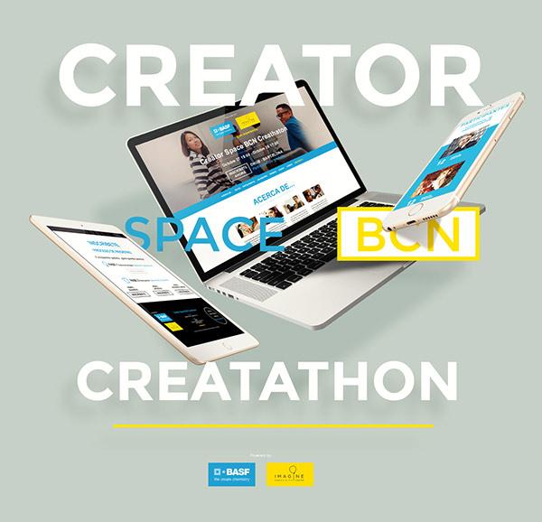 Creator Space BCN Creatathon