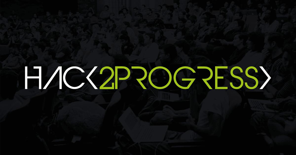 Hack2Progress