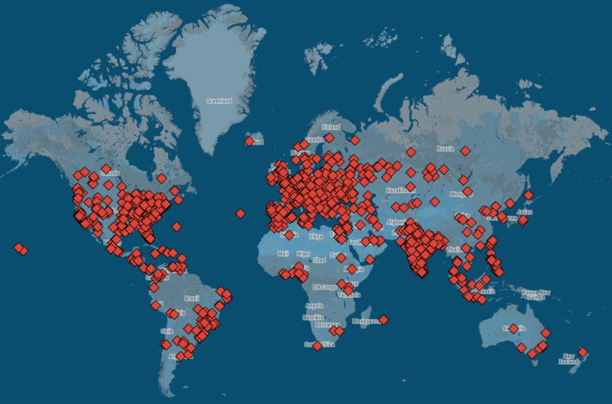 Global Virtual Hackathon
