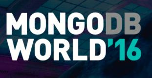 MongoDB World '16