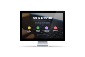 Case Study Data Validation's API – better user experience