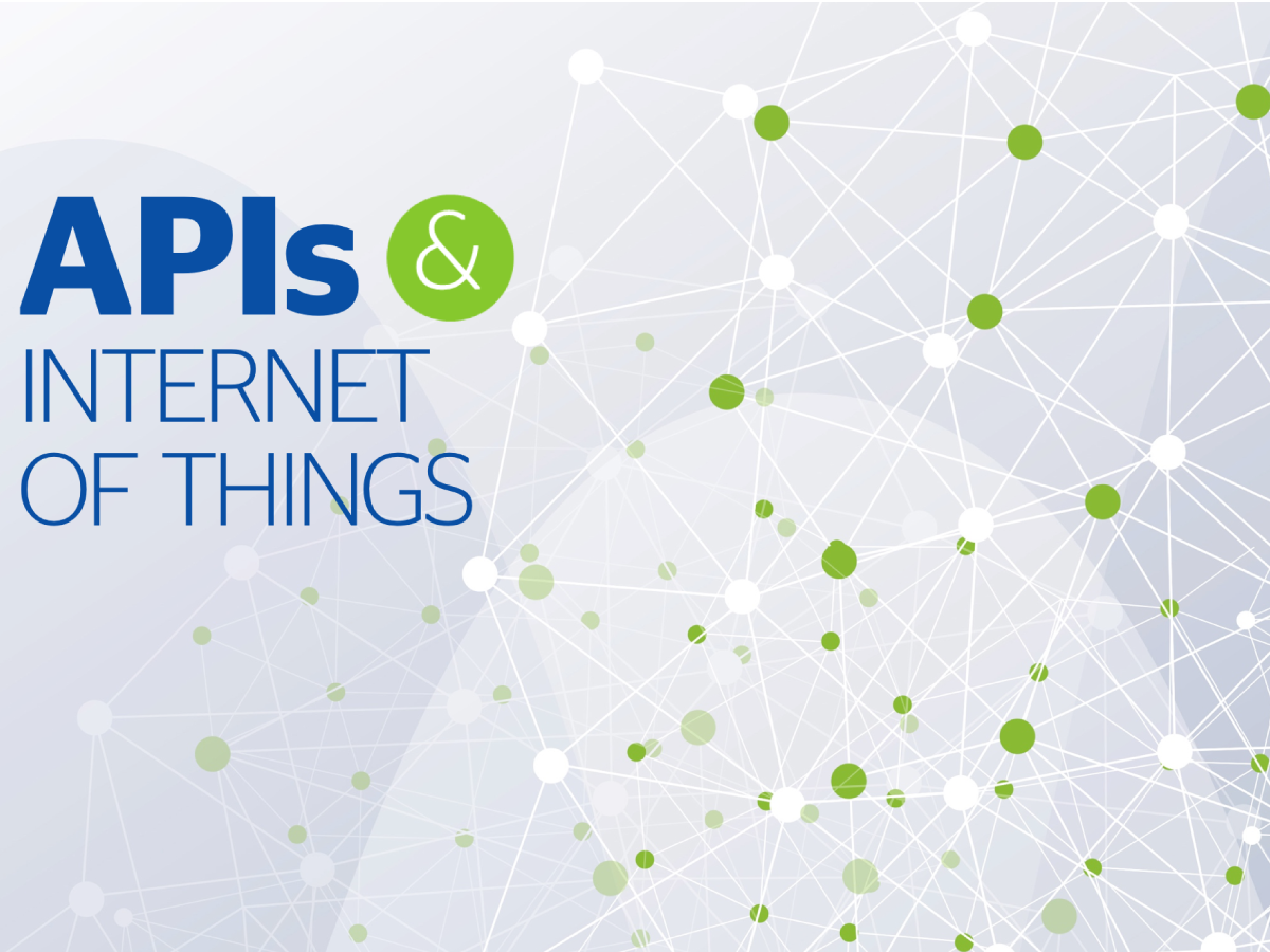 Ebook: APIs & Internet of Things