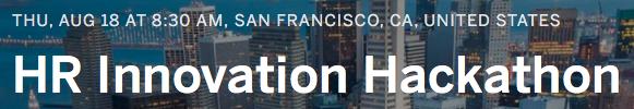 HR Innovation Hackathon