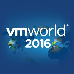 VMWorld 2016 US