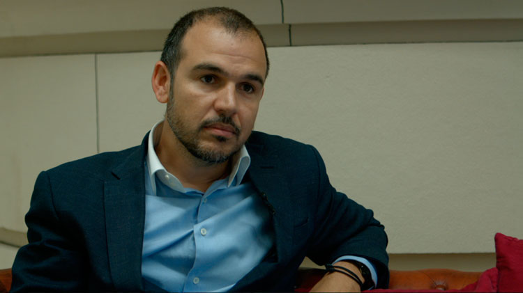 """Pablo Junco: """"The banking industry is the sector most interested in Blockchain"""""""