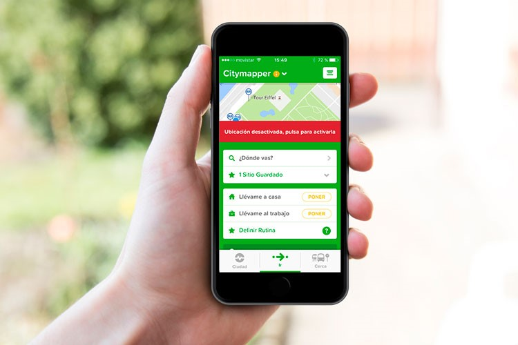 Case Study Citymapper leads the way with Twitter