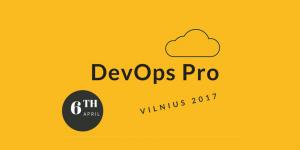 DevOps Pro Vilnius 2017