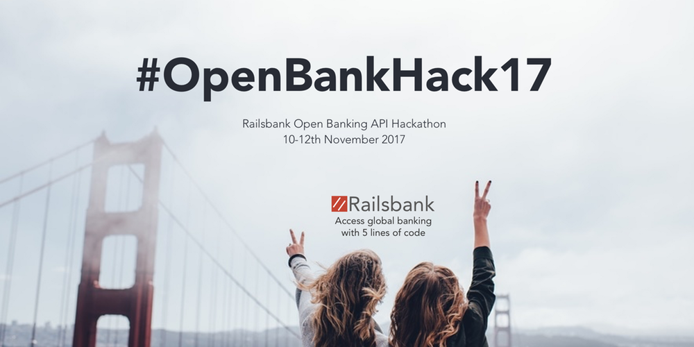 Railsbank Open Banking API Hackathon