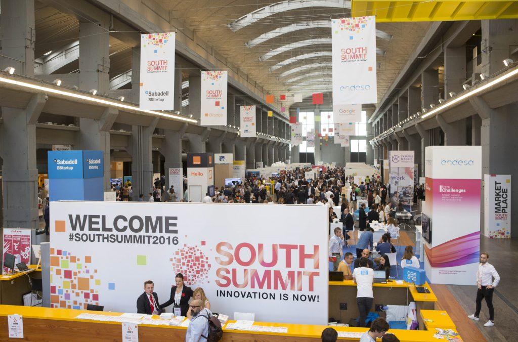 Las APIs brillan en el South Summit