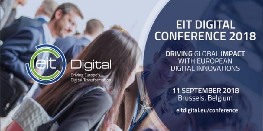 EIT Digital Conference 2018