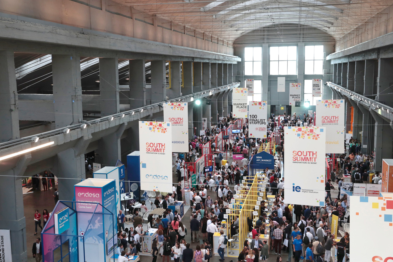 BBVA API_Market joins forces with South Summit in the search for technological talent