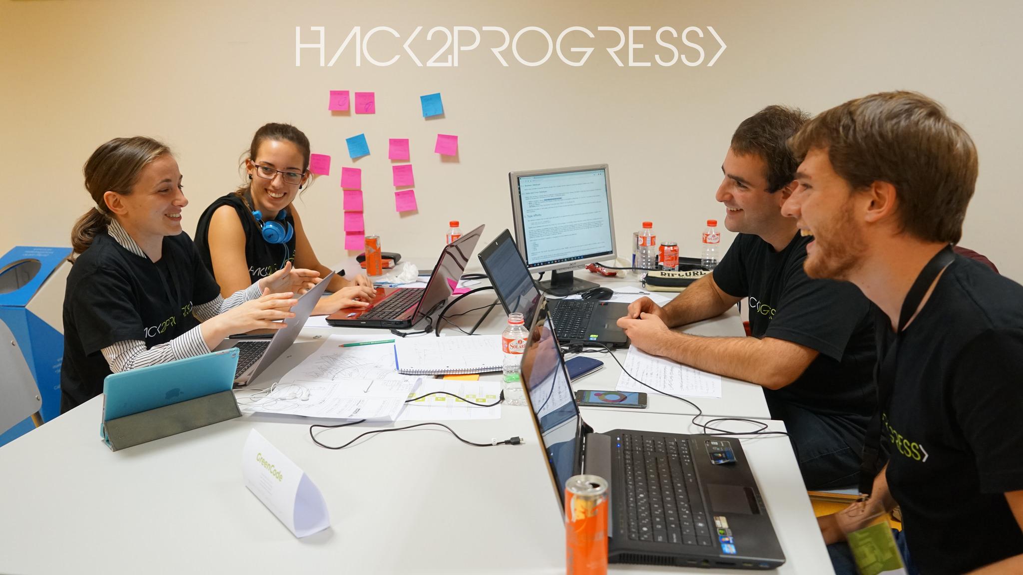 Hack2progress: un hackatón con 4.800 euros en premios y formación para sus participantes