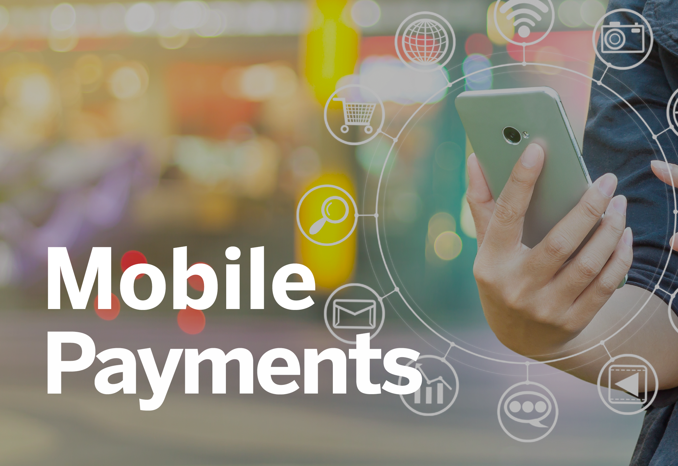 The boom in mobile payments