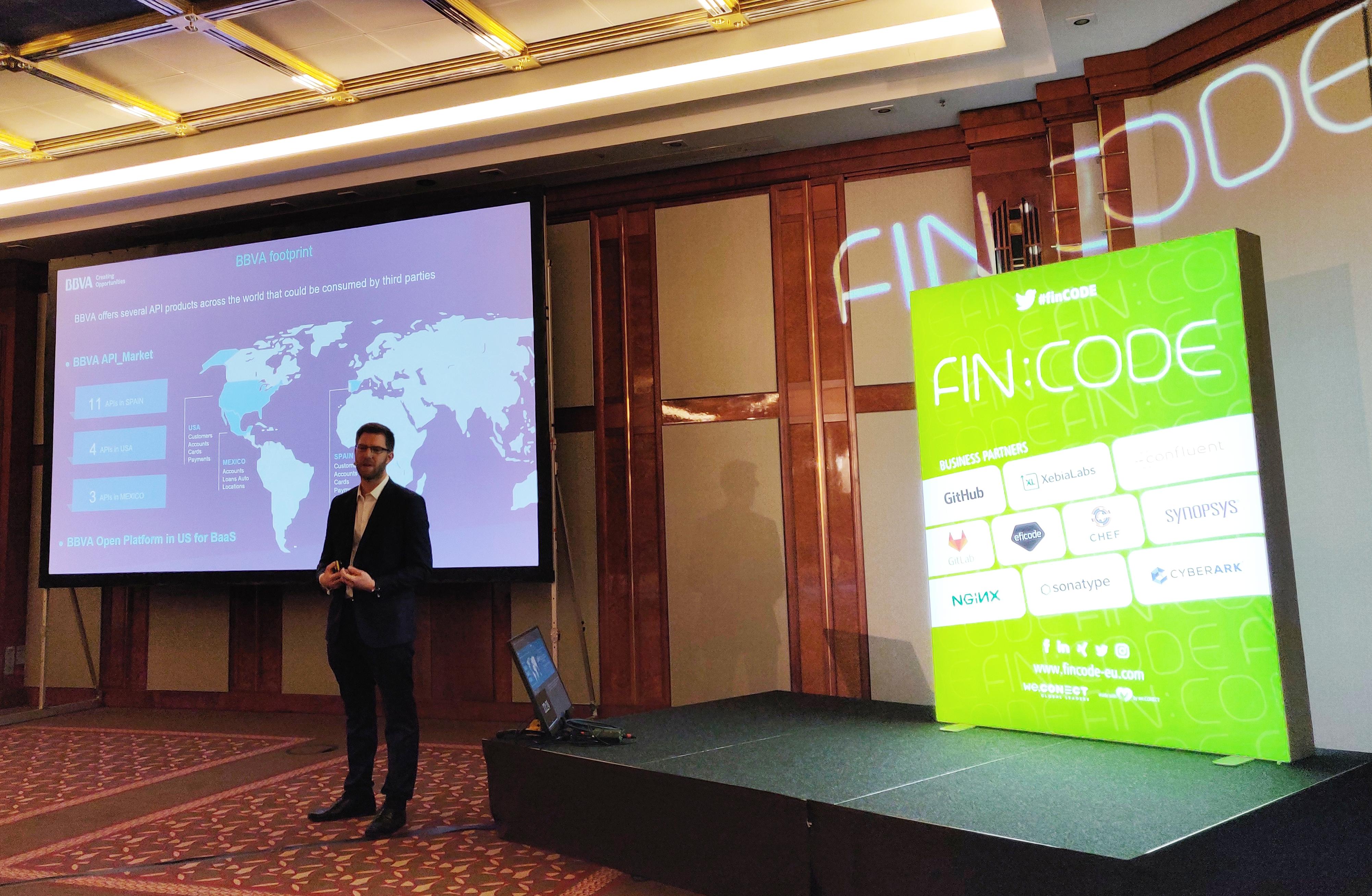 Lo mejor de fin:CODE y nuestra keynote sobre open banking