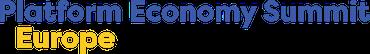 Platform Economy Summit Europe 2019