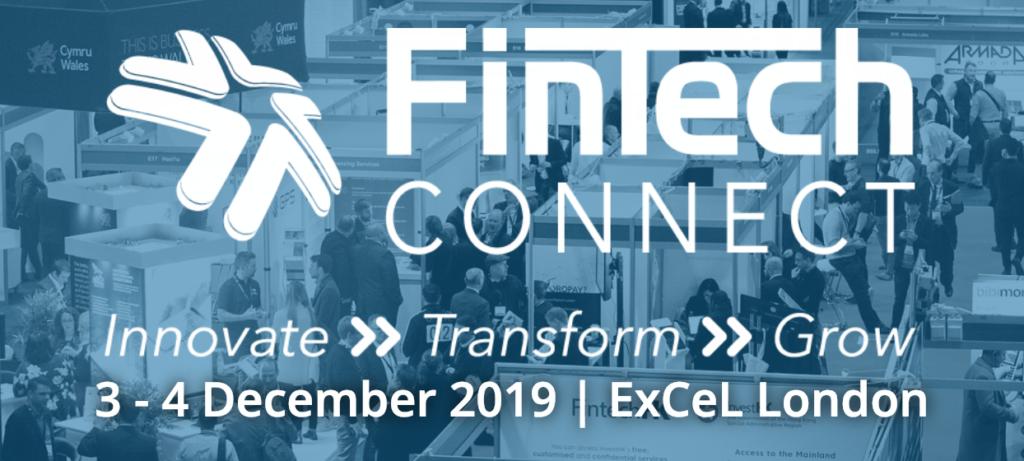 Fintech connect london 2019