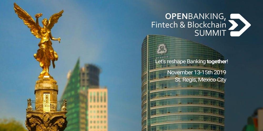 Open Banking, Fintech & Blockchain Summit