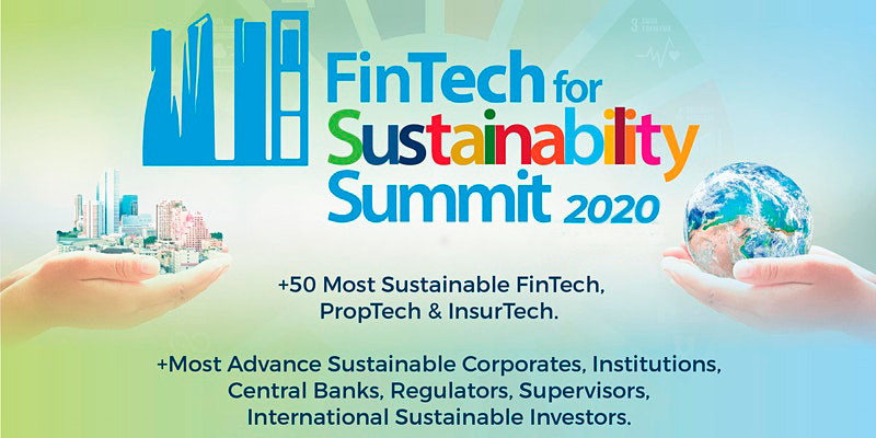 FinTech for Sustainability Summit