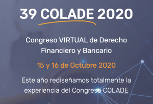 Congreso Virtual de Derecho Financiero y Bancario 2020