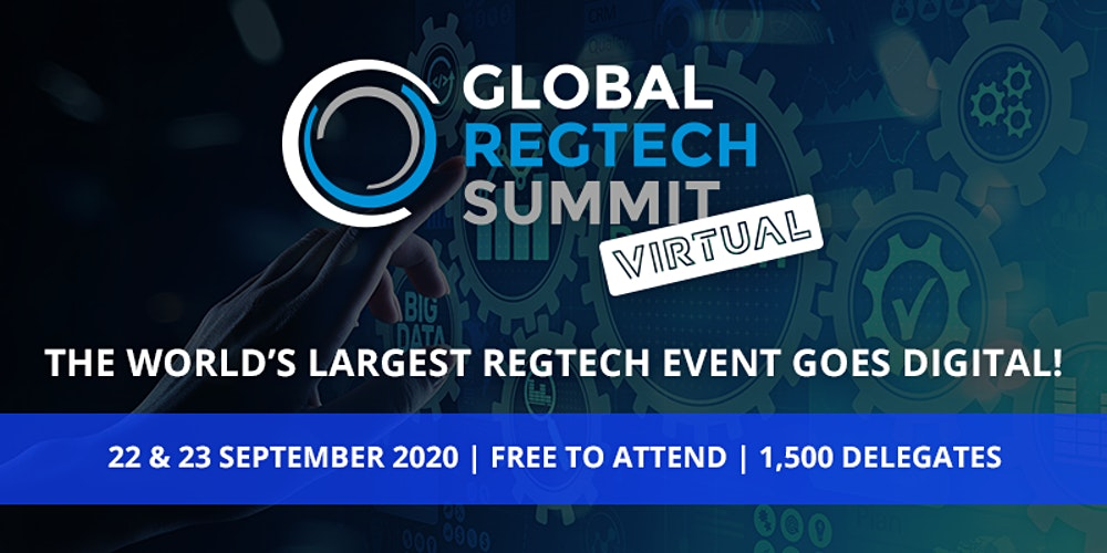 Global RegTech Summit